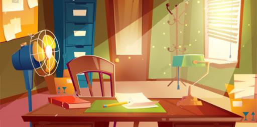 فضای جذاب و نشاط آور مطالعه